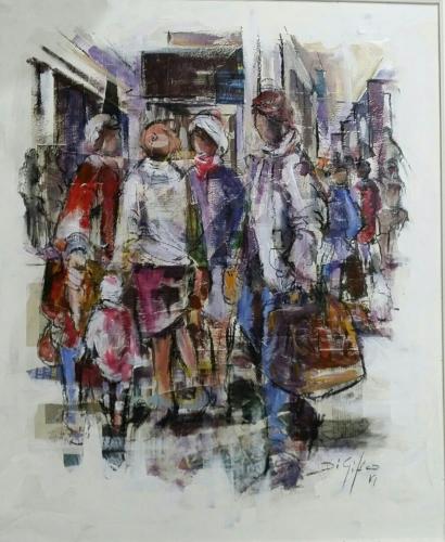 Opera di Giorgio Di Gifico